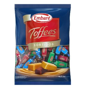 CARAM 600G TOFFEES SORT - PC X 1