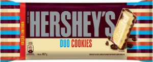 TAB 87G HERSHEYS DUO COOKIE - UN X 1