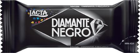 CHOC 20G LACTA DIAMANTE NEGRO - CT X 20