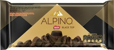 TAB 90G NESTLE ALPINO BLACK - UN X 1