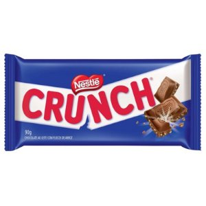 TAB 90G NESTLE CRUNCH - UN X 1