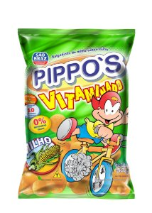 PIPPOS 30 G MILHO - UN X 1