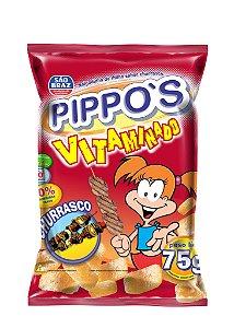 PIPPOS 75 G CHURRASCO - UN X 1