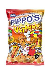 PIPPOS 75 G CACHORRO QUENTE - UN X 1