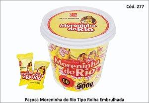PACOCA 18 G ROLHA MORENINHA DO RIO - PO X 50