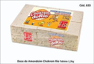 DOCE DE AMENDOIN 1,300 kg CHOKREM RIO - PC X 1