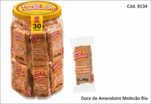 DOCE 60G AMENDOIM - PO X 30