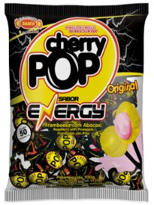 PIR 700G CHERRY POP ENERGY - PC X 1