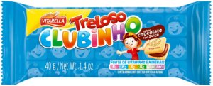 BISC 40 G TRELOSO CLUB CHOCOLATE - UN X 1