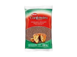 GRANULADO 1,050kg CONFEIT CROCANTE CHOCOLATE - PC X 1