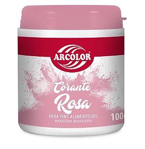 CORANTE 100G ARCOLOR ROSA NOBRE - UN X 1