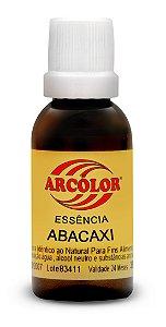 ESSENCIA 30ML ARCOLOR ABACAXI - UN X 1