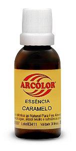 ESSENCIA 30ML ARCOLOR CARAMELO - UN X 1