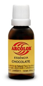 ESSENCIA 30ML ARCOLOR CHOCOLATE - UN X 1
