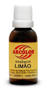 ESSENCIA 30ML ARCOLOR LIMAO - UN X 1