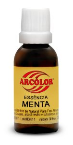 ESSENCIA 30ML ARCOLOR MENTA - UN X 1
