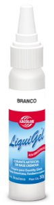 CORANTE LIQUIGEL 30G ARCOLOR BRANCO - UN X 1