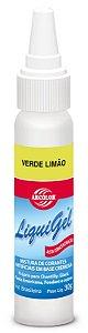 CORANTE LIQUIGEL 30G ARCOLOR VERDE LIMAO - UN X 1