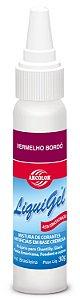 CORANTE LIQUIGEL 30G ARCOLOR VERMELHO BORDO - UN X 1
