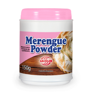 MERENGUE POWDER 150G ARCOLOR - UN X 1