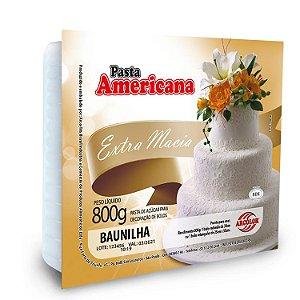 PASTA AMERICANA 800G ARCOLOR BAUNILHA - UN X 1