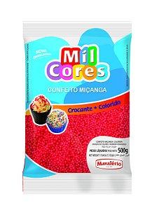 CONF 500G MICANGA N 0 MIL CORES VERMELHA - PC X 1