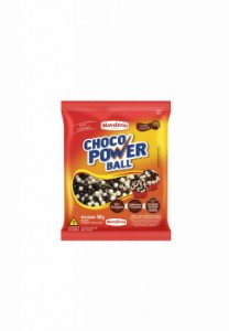 CHOCO POWER BALL 500G MINI CHOC/BCO - PC X 1