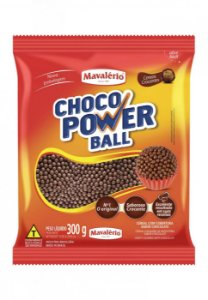 CHOCO POWER BALL 300G MICRO CHOCOLATE - PC X 1