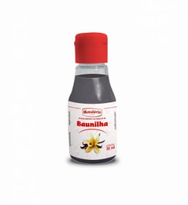 AROMA ARTIFICIAL 30ML BAUNILHA - UN X 1
