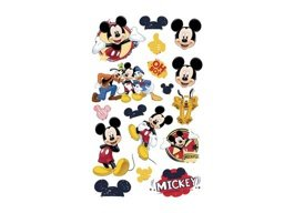 MINI PERS DEC MICKEY C/17 UN - PC X 1