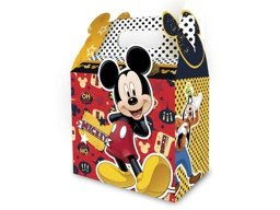 CAIXA SURPRESA MALETA MICKEY C/8 UN - PC X 1