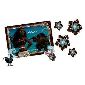 KIT DECORATIVO C/1 UND MOANA - PC X 1