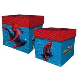 CAIXA SURPRESA CUBO C/8 UND SPIDER MAN HOME - PC X 1