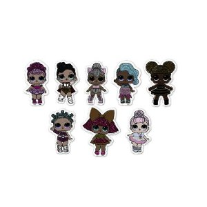 MINI PERSONAGENS BONECA LOL C/134 - PC X 1