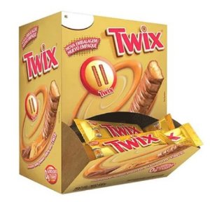 CHOC TWIX 15 G - CT X 30