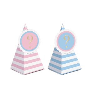 CX CONE C/APLIQUE C/8 BOY OR GIRL 2 - UN X 1