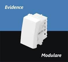 Módulo Interruptor Intermediário 16A/250V - Modulare / Evidence