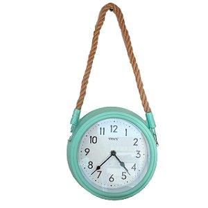Relógio com alça Corda