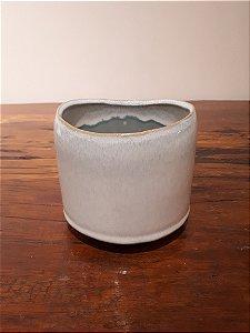 Cachepot Cerâmica Catherin P cz 11x12x12cm