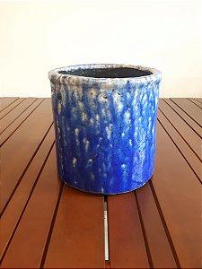 Cachepot Cerâmica Celin az 20x21cm