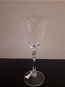 Taça Cristal Vinho Adria 185ml
