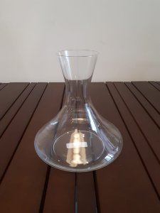 Decanter Cristal Chanson 1500ml