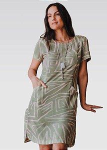 Vestido Bolso Maria