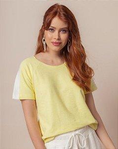 Camiseta Bicolor