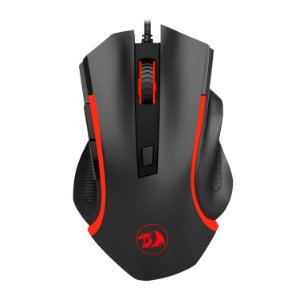 Mouse Gamer Redragon Nothosaur M606, 3200 DP