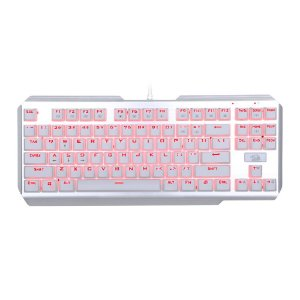 Teclado Gamer Redragon Usas K553 ANSI Led Red Lunar
