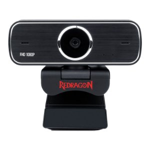 Webcam Redragon Streaming Hitman, Full HD 1080p - GW800