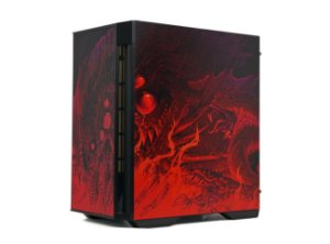 Gabinete Gamer Redragon Infernal Dragon Strafe