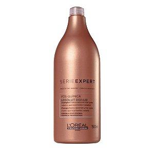 L'Oréal Profissionnel Absolut Repair Pós-Química Shampoo 1500ml