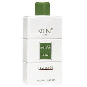 Keune So Pure Color Developer Água Oxigenada 6% 20 VOL 60ml